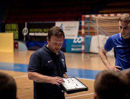 Alen Jukić više nije trener prve momčadi Futsal Dinama