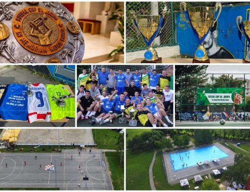 Vikend turnira: Oskar i Capi, i Dinamovci iz Podsljemenske zone
