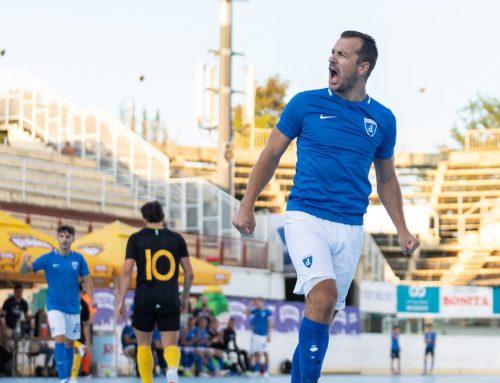 Odlazak Plavog 9: Šest godina uživao sam u svakoj sekundi provedenoj u dresu Futsal Dinama