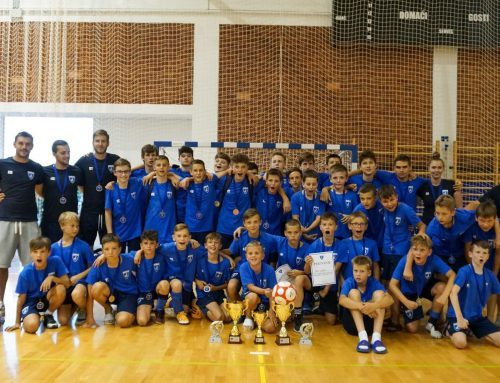 Prvi ljetni kamp Dinamove Škole futsala na Murteru