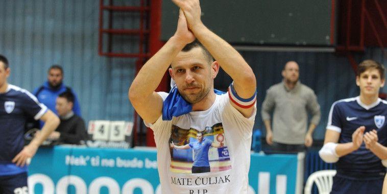 Matija Đulvat - novi trener Futsal Dinama