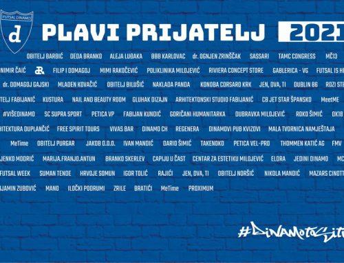 Preko 80 Plavih prijatelja prije početka sezone 2021/22!