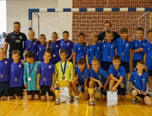 Dva zlata i bronca za mlade Dinamovce na ljetnom kampu