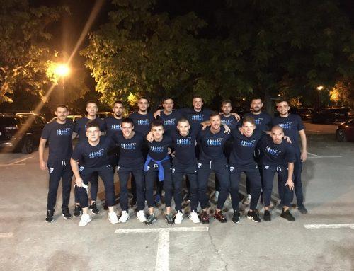 Futsal Dinamo remizirao u trening utakmici protiv Saudijske Arabije (VIDEO)