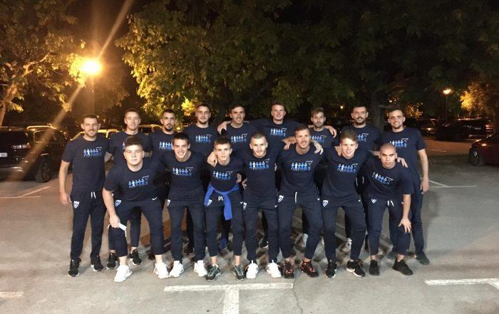 Dinamo remizirao protiv Saudijske Arabije