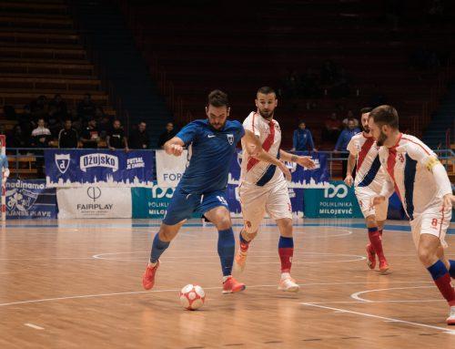 Square – Futsal Dinamo, subota (23.10.), 19h uz izravni YouTube prijenos!