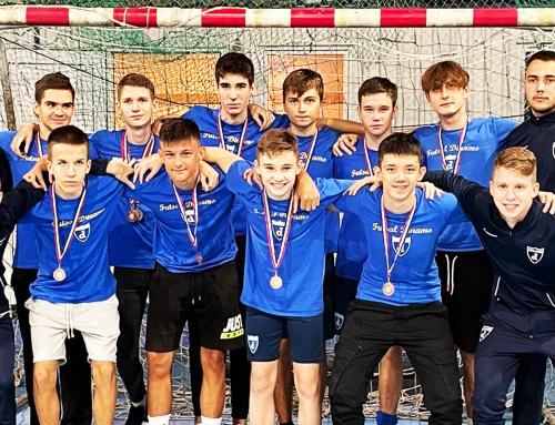 Kadeti bez poraza treći na October Cup-u